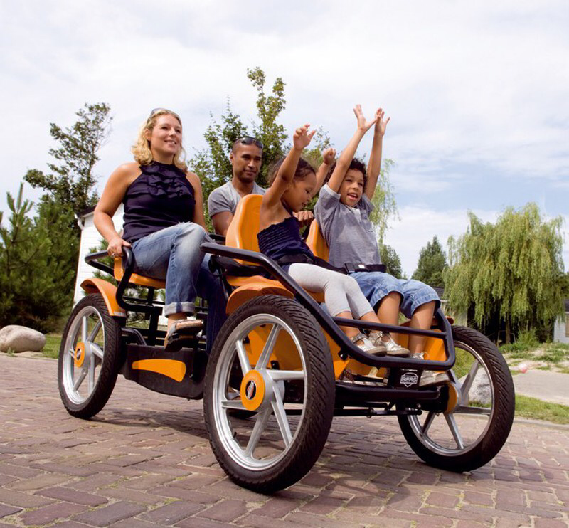Familiefiets 1